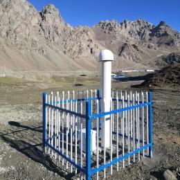 巴州天山诺尔湖尾矿库安全在线监测系统