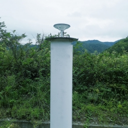 尾矿库表面位移监测系统、形变监测系统(黄家沟)